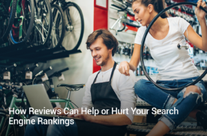 How Online Reviews Effect SEO