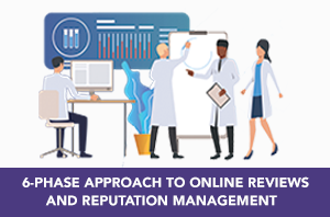 6-Phase Approach to Online Reviews and Reputation Management