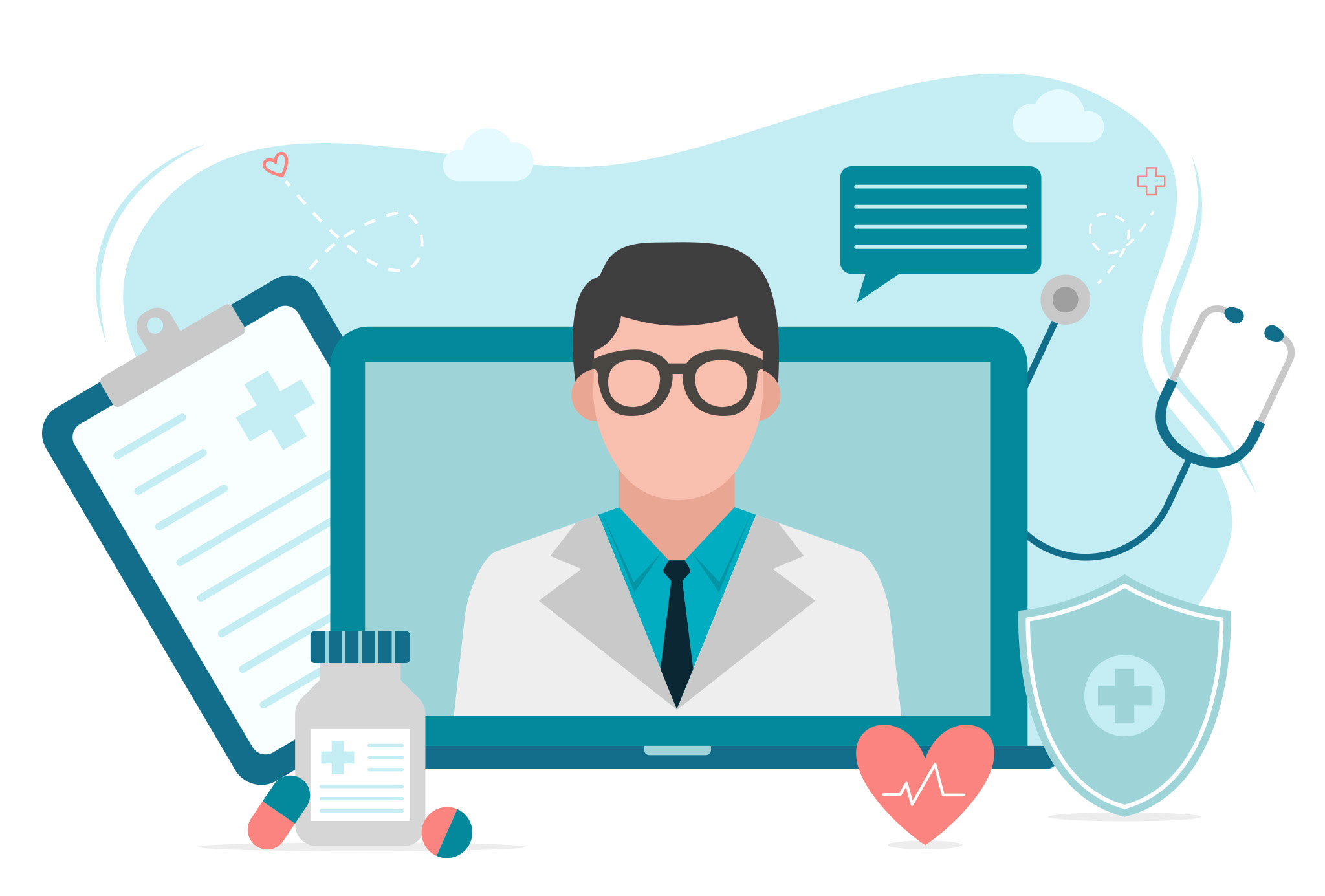 The Impact of Telemedicine on Patient Experience | Binary Fountain